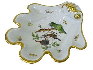 Herend Rothschild Bird Porcelain Tray