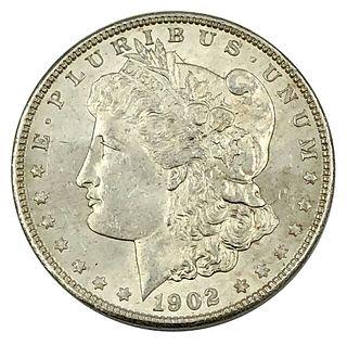 1902-O Morgan Silver Dollar Coin