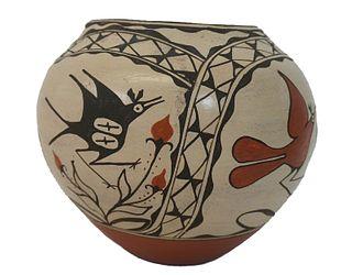 Kathy Pino Zia Native American Ceramic Pottery