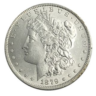 1879-O Morgan Silver Dollar Coin