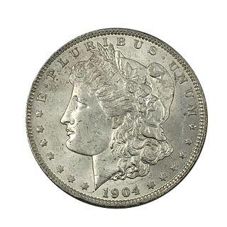 1904-O Morgan Silver Dollar Coin