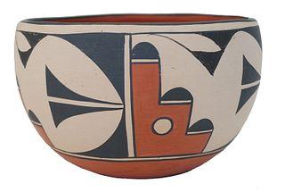 Zia J.C.S. Native American Acoma Ceramic Pottery