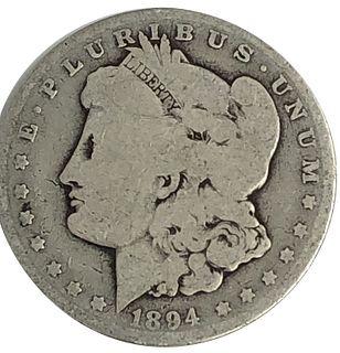 1894-O Morgan Dollar Coin