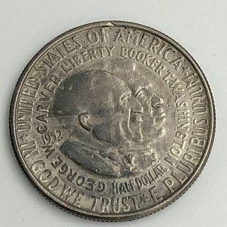 George Washington Carver Silver Commemorative Coin