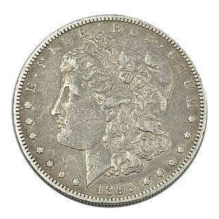 1895-O Morgan Silver Dollar Coin