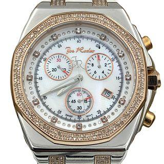 Joe Rodeo Swiss made Diamond Watch