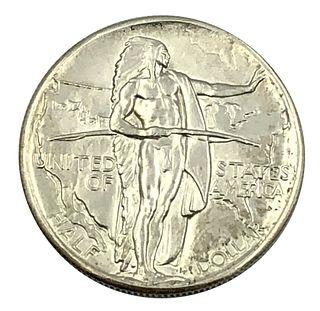 1926 Oregon Trail Gem BU Half Dollar Coin