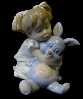 NAO by Lladro #1263 I Love You So Much Porcelain