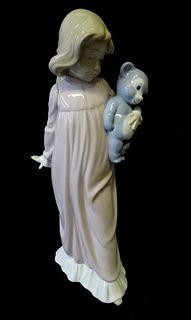 NAO by Lladro Daisa 1978 Porcelain