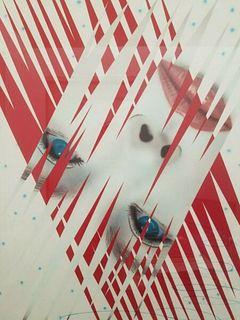 "JAMES ROSENQUIST ""Ice Point"" Ltd. Ed Lithograph #75/150, C. 1983 - $20K Appraisal Value!"