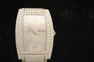 Piaget Lady's Watch - 18k White Gold-Appx 885 Diamonds!