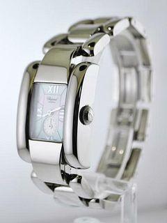 Vintage Chopard La Strada 8357 Ladies Wristwatch Pearl Dial SS,$15KVALUE,w/Cert!