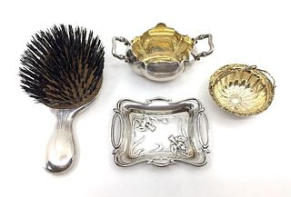 Assorted Silver Lot