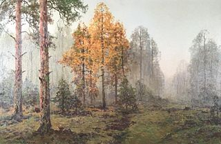 Victor Korecki (Polish 1890-1980)