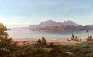 John Galloway(British 19thc.)