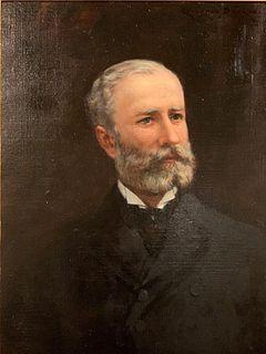 James Carroll Beckwith (American 1852-1917)