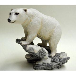 BOEHM PORCELAIN POLAR BEAR