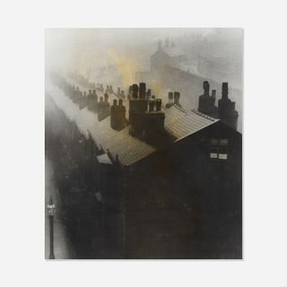 Bill Brandt, Misty Evening in Sheffield, ca. 1935