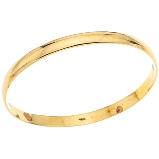 BRACELET. 16K YELLOW GOLD