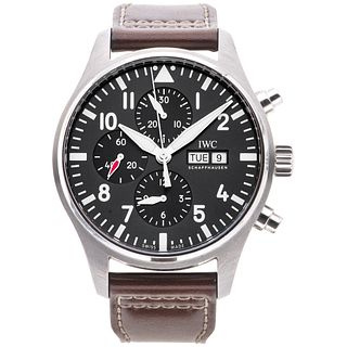 IWC SCHAFFHAUSEN EDITION LE PETIT PRINCE. STEEL. REF. IW377714