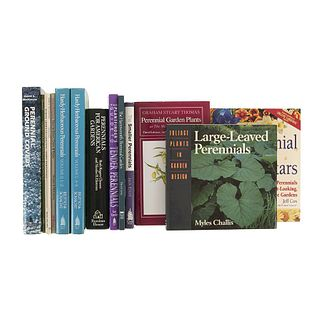Gardening with Perennial Plants. Perennial Garden Plants / Perennial Ground Covers / Hardy Herbaceous Perennials... Pieces: 14.