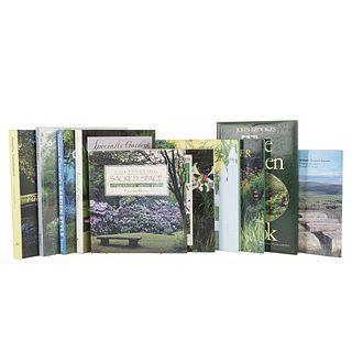 Garden Manuals. Specialty Gardens/ Garden Style/ Paradise Transformed/ The American Man's Garden... Pieces: 10.