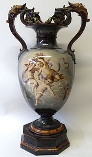 KPM Porcelain Vase