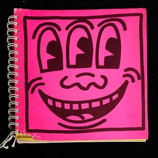 BOOKS: Keith Haring, Tony Shafrazi Gallery, 1982