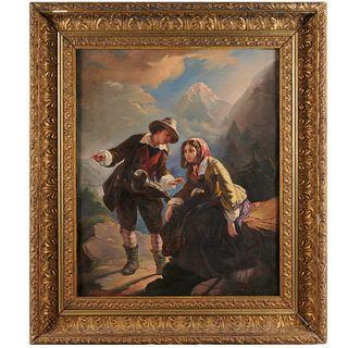 John Califano, painting