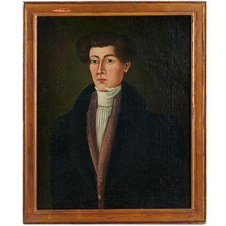 Folk School, portrait painting