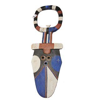 Nafana Peoples, large plank mask