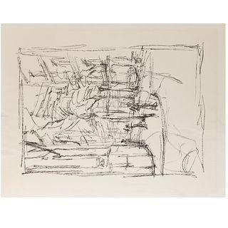 Alberto Giacometti (attrib.), print