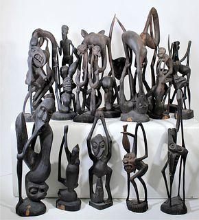 Collection of Maasai Tribal Art