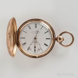 Liverpool Hunter-case Pocket Watch