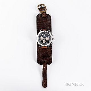 """Zodiac """"Sea-Chron"""" Wristwatch"""