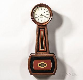 """E. Howard & Co. No. 5 """"Banjo"""" Clock"""