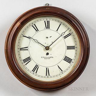E. Howard & Co. Gallery Clock