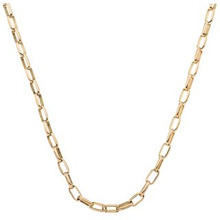 NECKLACE. 18K YELLOW GOLD. TANE
