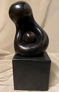 German -- French Bronze Sculpture Jean Arp