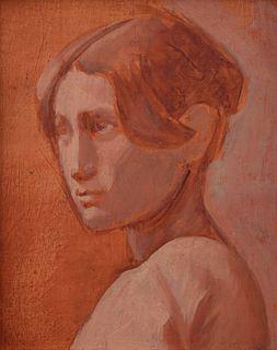 Harry Andrew Jackson Portrait Painting