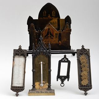 Gothic Style Desk Articles