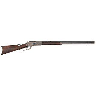 Rare and Unusual Deluxe Winchester Model 1876 Rifle