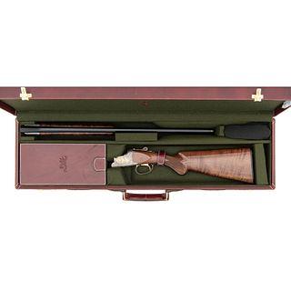 * Browning Citori  O/U Shotgun in Fitted JMB Leather Case