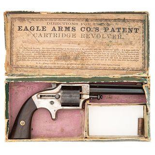 Eagle Arms Revolver in the Original Box