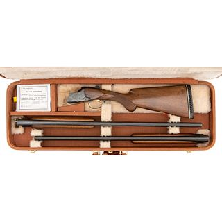 """** Browning Lightning 20ga Over and Under Shotgun with Case with 28"""" and 26"""" Barrels"""