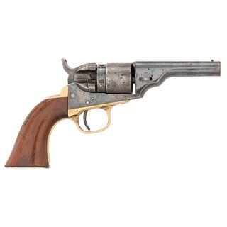 Colt Round Barrel Cartridge Revolver