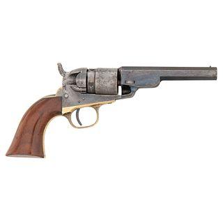 """Colt 4-1/2"""" Octagonal Barrel Cartridge Revolver"""