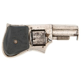 """Wright Arms Company """"Little All Right"""" Pocket Revolver"""