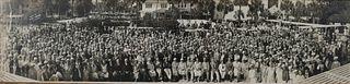 1934 Yardlong Photo, Florida Shuffleboard Club