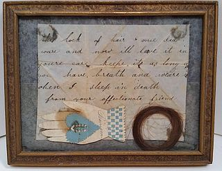 Heart in Hand Memory Note